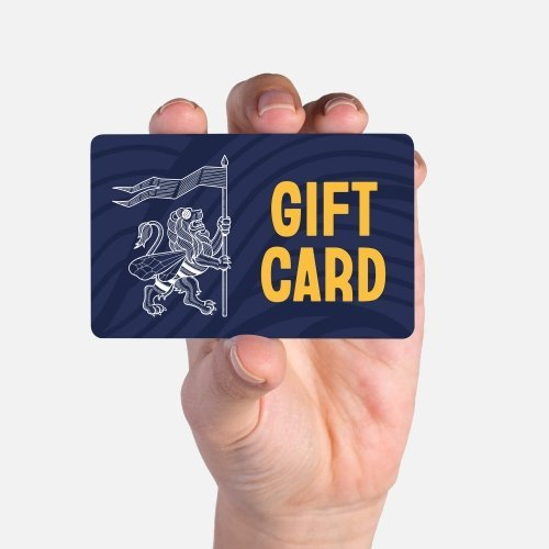 Manchester Union Lager Gift Card